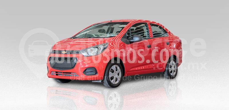 Chevrolet Beat LT Sedan usado (2020) color Rojo precio $175,000