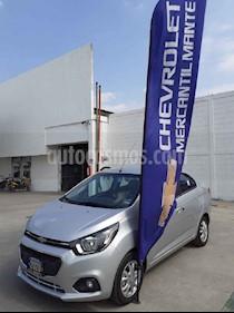 Chevrolet Beat LTZ Sedan nuevo color Plata precio $210,400