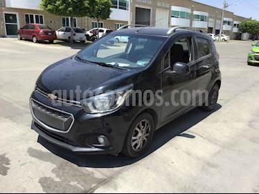 Chevrolet Beat 5p LTZ L4/1.2 Man usado (2019) color Negro precio $103,000