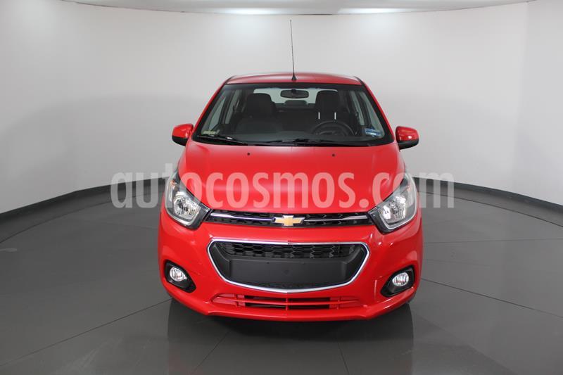 Chevrolet Beat LTZ Sedan usado (2020) color Rojo precio $179,000
