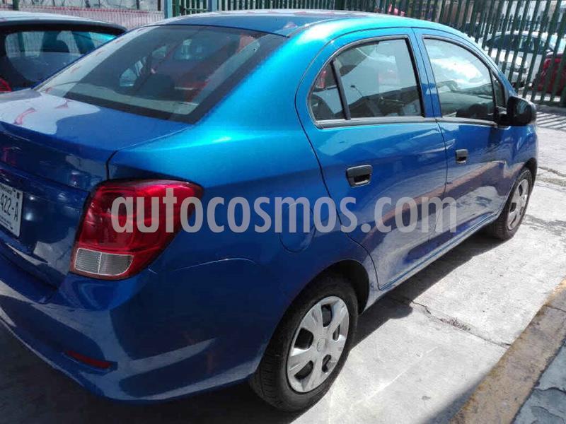 Chevrolet Beat Notchback LS Sedan usado (2019) color Azul precio $148,900