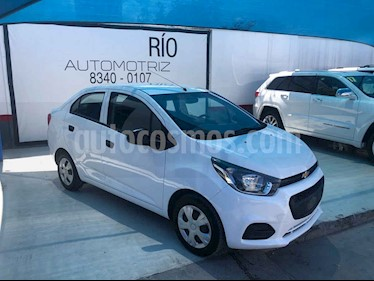 Chevrolet Beat LT Sedan usado (2020) color Blanco precio $149,000