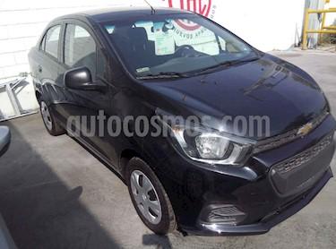 Chevrolet Beat LS usado (2018) color Negro precio $138,000