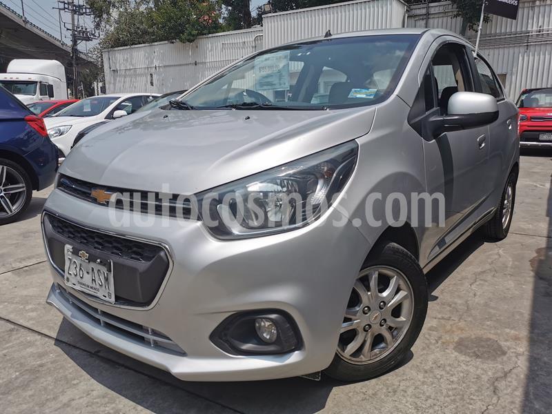 Foto Chevrolet Beat LTZ usado (2018) color Plata Metalico precio $150,000