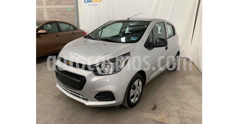 Chevrolet Beat LT usado (2020) color Plata precio $139,900