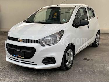 Chevrolet Beat LT usado (2018) color Blanco precio $122,900
