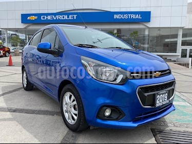 Chevrolet Beat LTZ Sedan usado (2019) color Azul Denim precio $175,000
