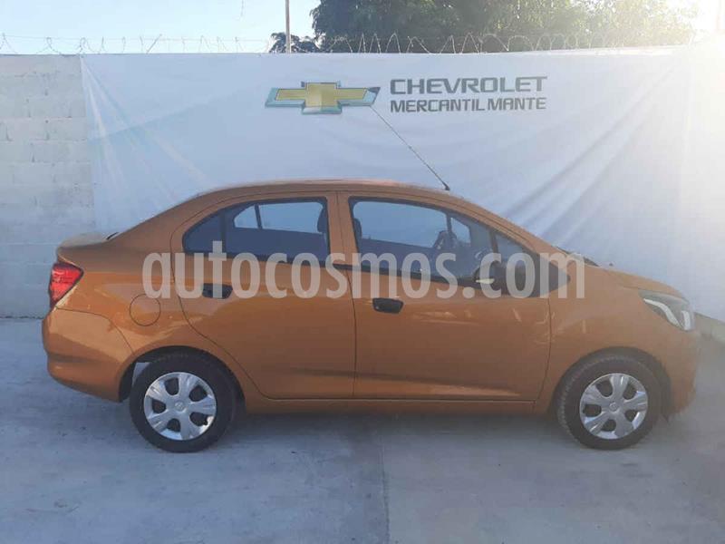 Chevrolet Beat LT Sedan nuevo color Blanco precio $197,600