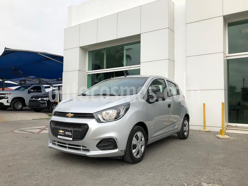 Chevrolet Beat LS usado (2018) color Plata Dorado precio $140,000
