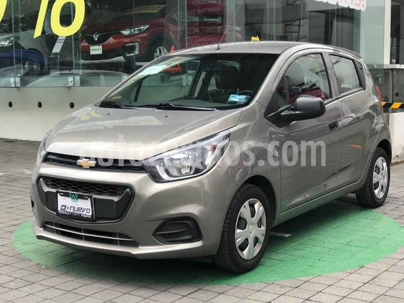 Chevrolet Beat LT usado (2019) color Beige precio $159,000