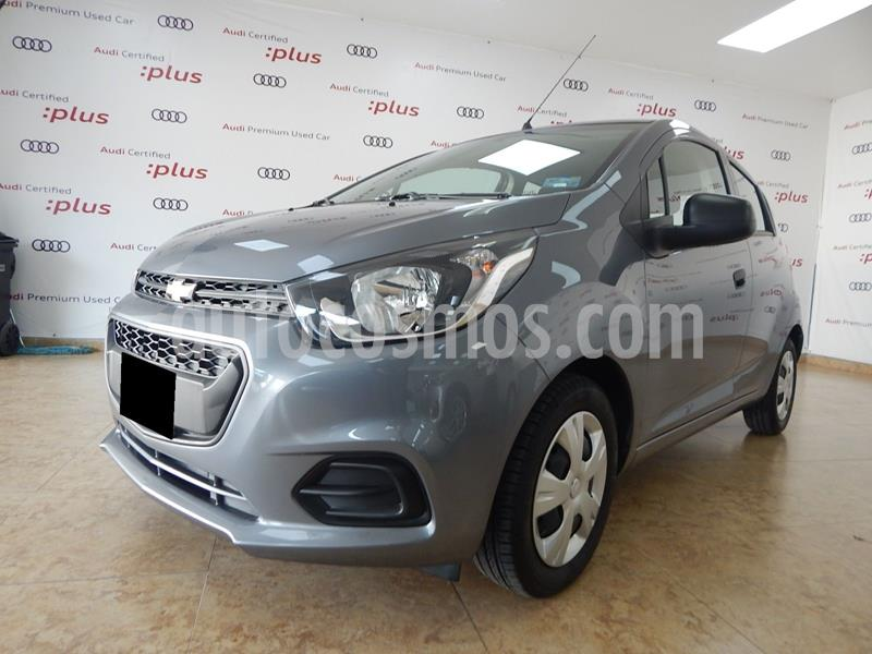 Chevrolet Beat LS usado (2019) color Plata Dorado precio $142,000
