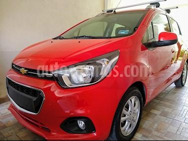 foto Chevrolet Beat LTZ usado (2020) color Rojo precio $185,900