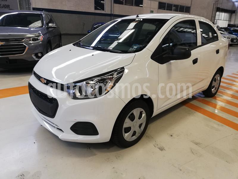 Chevrolet Beat LT usado (2019) color Blanco precio $165,000