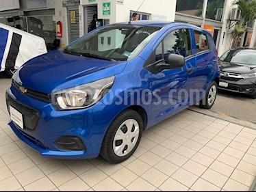Chevrolet Beat LT usado (2018) color Azul Denim precio $154,900