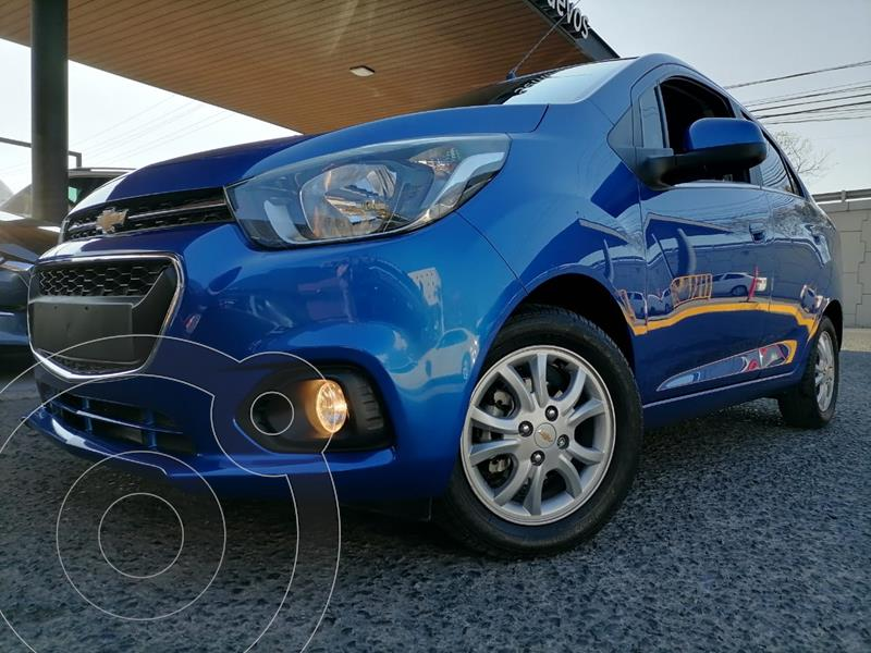 Chevrolet Beat Notchback LTZ usado (2020) color Azul Denim precio $204,000