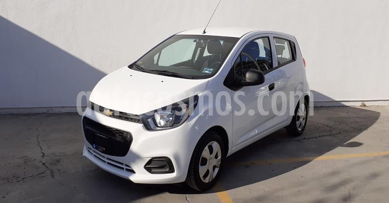 foto Chevrolet Beat LT usado (2020) color Blanco precio $143,900