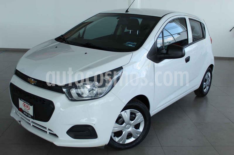 Chevrolet Beat LT usado (2018) color Blanco precio $140,000