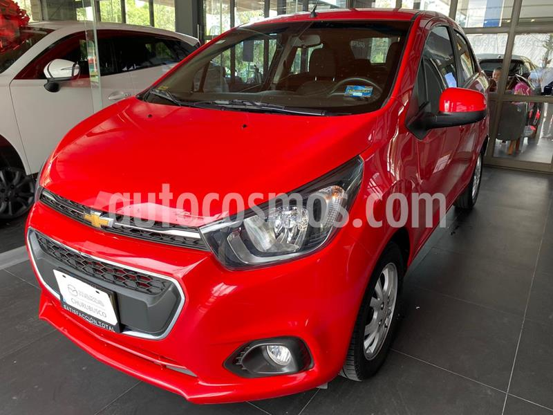 Chevrolet Beat LTZ Sedan usado (2018) color Rojo precio $155,000