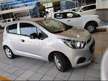 Chevrolet Beat LS Sedan usado (2018) color Plata Metalico precio $120,000