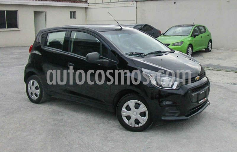 Chevrolet Beat LT usado (2018) color Negro precio $119,990