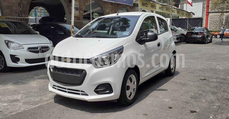 Chevrolet Beat LT usado (2020) color Blanco precio $142,900