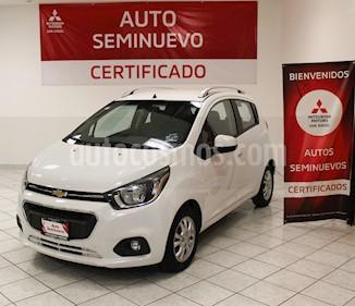 Chevrolet Beat LTZ usado (2018) color Blanco precio $165,000