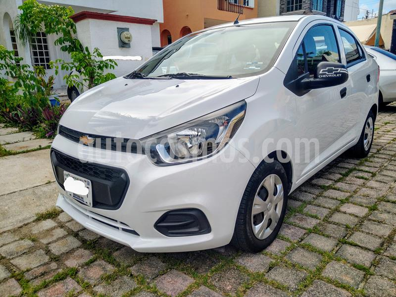 Chevrolet Beat LT Sedan usado (2019) color Blanco precio $145,000
