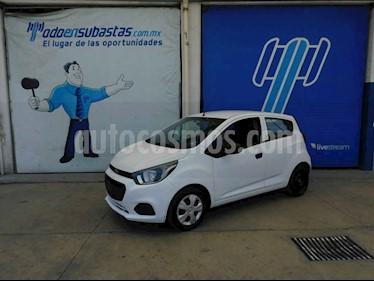 Chevrolet Beat 5p LT L4/1.2 Man usado (2018) color Blanco precio $48,000