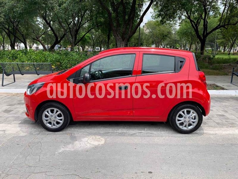 Chevrolet Beat LT usado (2018) color Rojo precio $159,900