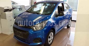 Chevrolet Beat 4p NB LT L4/1.2 Man usado (2019) color Azul precio $149,900
