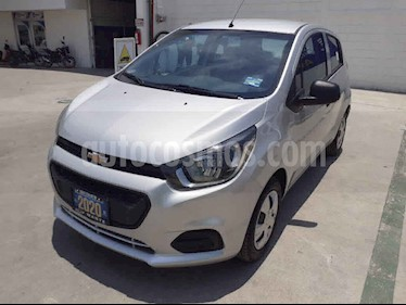 Chevrolet Beat LS nuevo color Plata precio $183,700