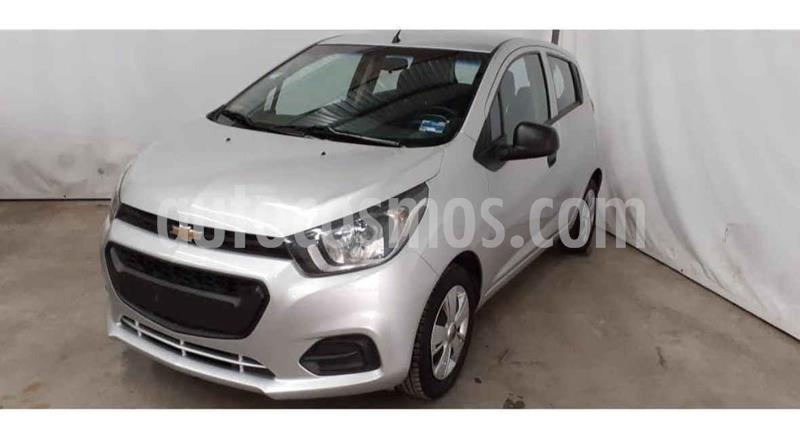 Chevrolet Beat LT usado (2020) color Plata Dorado precio $142,900