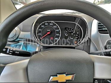 Chevrolet Beat LT usado (2019) color Plata Metalico precio $165,000