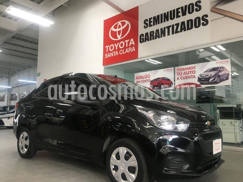 Chevrolet Beat LT usado (2018) color Negro precio $142,000