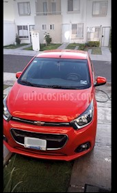 Chevrolet Beat LTZ Sedan usado (2018) color Rojo precio $139,000