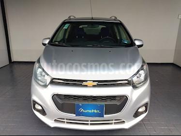 Chevrolet Beat LTZ usado (2018) color Plata precio $149,000