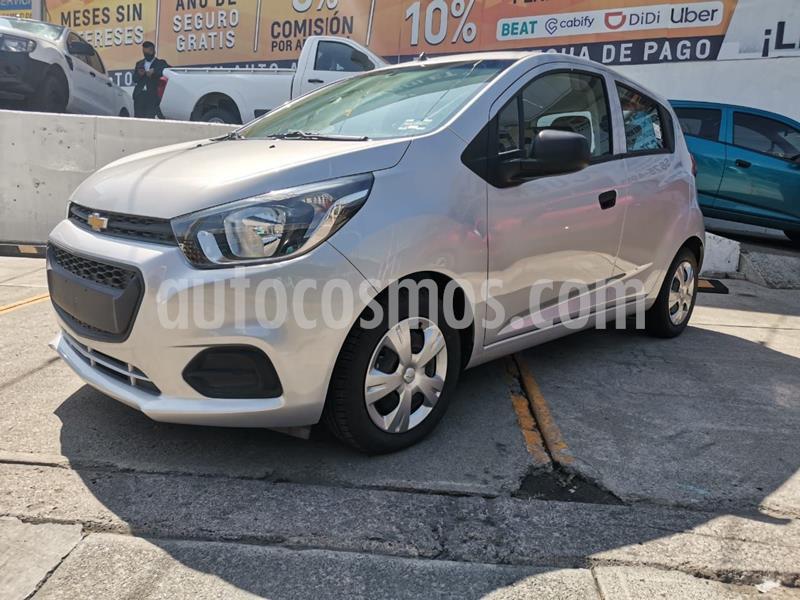 Foto Chevrolet Beat Hatchback LT usado (2020) color Plata Dorado precio $166,000