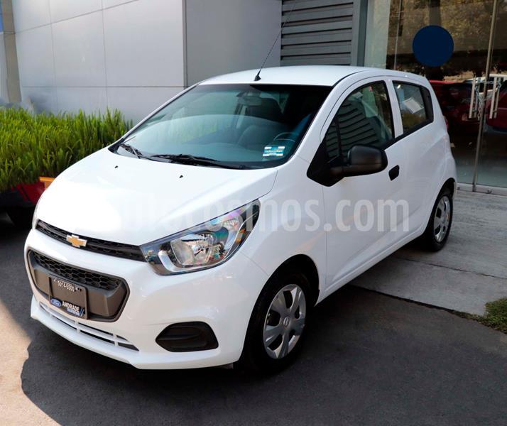 Chevrolet Beat LT usado (2020) color Blanco precio $162,000