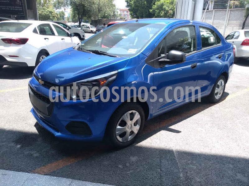 Chevrolet Beat LS Sedan usado (2020) color Azul precio $159,000