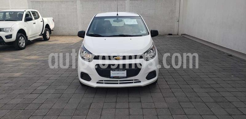 Chevrolet Beat LT usado (2020) color Blanco precio $169,000