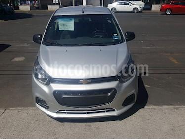 Foto Chevrolet Beat LT usado (2018) color Plata precio $128,100