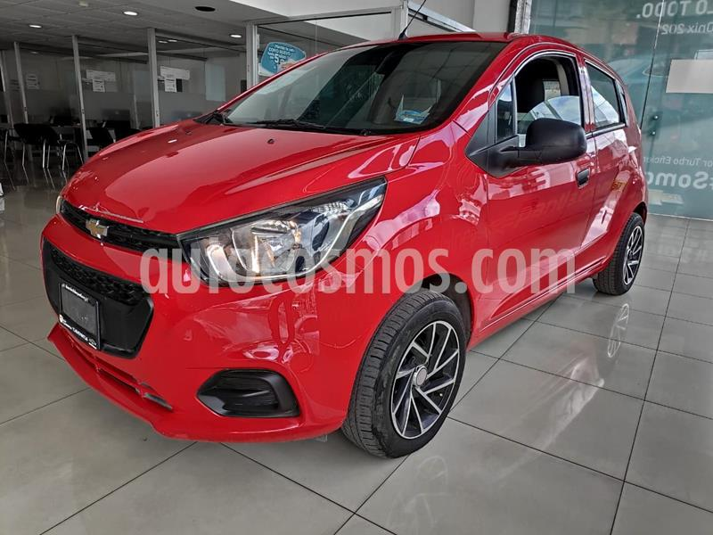Chevrolet Beat LS usado (2018) color Rojo precio $135,000
