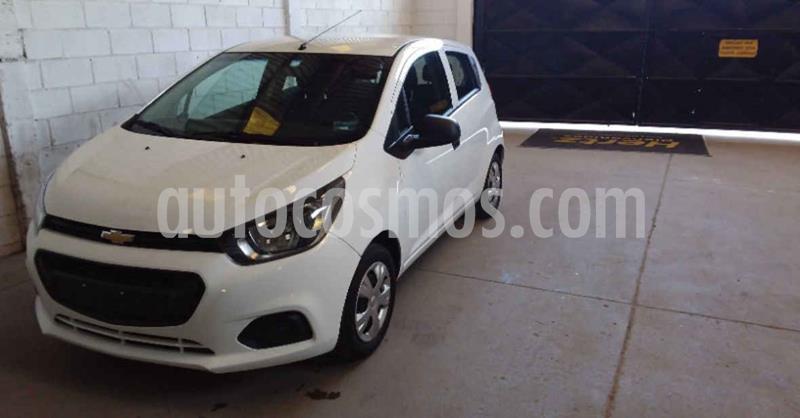 Chevrolet Beat LT usado (2020) color Blanco precio $129,800
