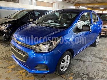Chevrolet Beat LT Sedan usado (2020) color Azul Espacio precio $154,900