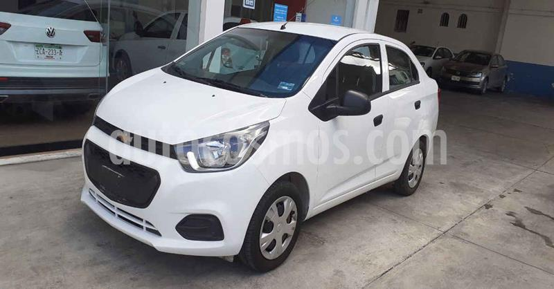 Chevrolet Beat LS Sedan usado (2020) color Blanco precio $149,900