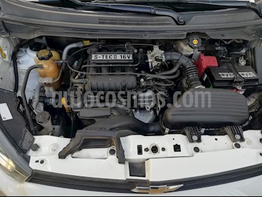 Foto Chevrolet Beat LTZ usado (2018) color Blanco precio $110,500