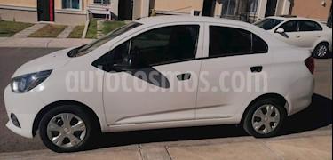 Chevrolet Beat LT Sedan usado (2018) color Blanco precio $145,000