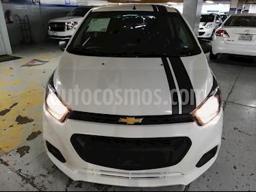 Chevrolet Beat LT usado (2019) color Blanco precio $137,900