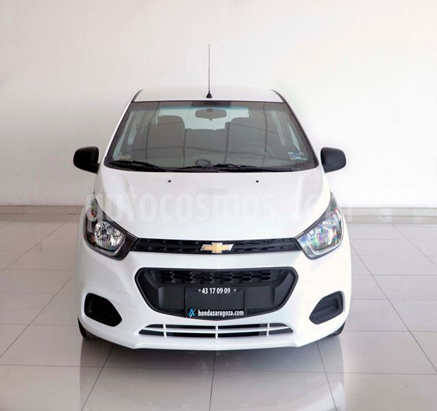 Chevrolet Beat LT usado (2020) color Blanco precio $175,000