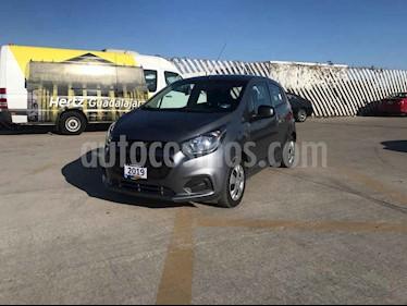 Chevrolet Beat 5p LT L4/1.2 Man usado (2019) color Gris precio $133,900